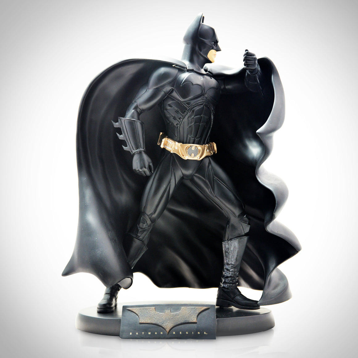 Limited Edition 'BATMAN BEGINS - CHRISTIAN BALE' Statue