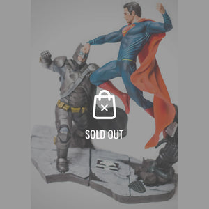 Batman Vs Superman - Epic Battle Limited Edition Statue