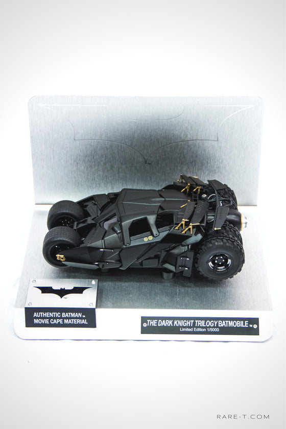Limited Edition 'THE DARK KNIGHT BATMOBILE' Car Display | RARE-T