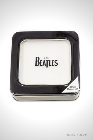 Set of 12 'THE BEATLES' Magnets