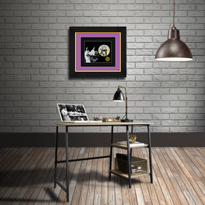 Black Sabbath - Limited Signature Edition Studio Licensed Photo & CD Custom Frame