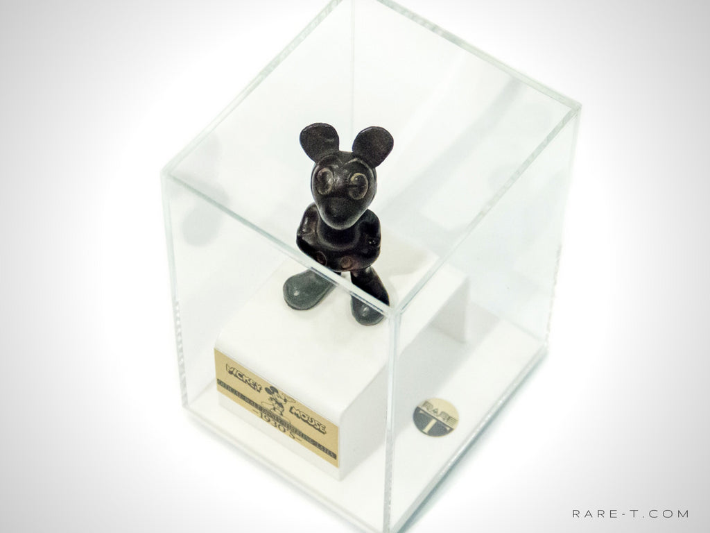 RARE-T Exclusive | 1930s SEIBERLING LATEX MICKEY MOUSE Museum Display