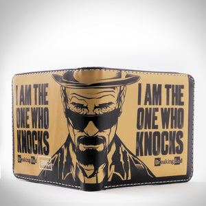 Breaking Bad - Mr White ''I Am The One Who Knocks'' AMC Licensed Wallet
