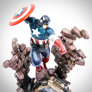 Captain America - Marvel Avenger Limited Edition Vintage Statue