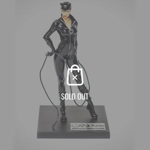 Catwoman Handcrafted Limited Edition 'Dominatrix Catwoman' Statue