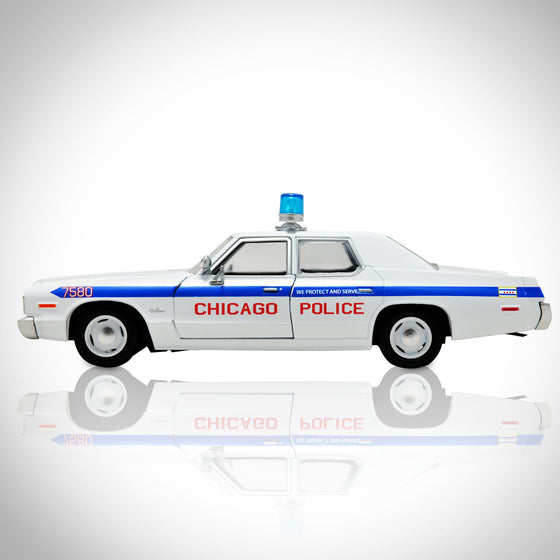 'BLUES BROTHERS - 1975 DODGE MONACO CHICAGO' Die Cast