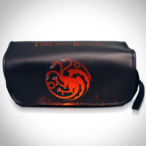 Game Of Thrones - Targaryen Cosmetic/Pen Bag