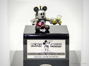 RARE-T Exclusive | OFFICIAL DISNEY CYBORG MICKEY MOUSE Museum Display