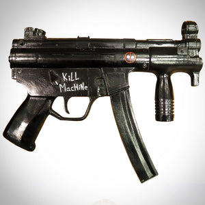 Deadpool MP5K Gun Wade Wilson life size