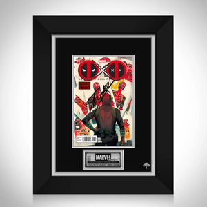 Deadpool Kills Deadpool #1 Stan Lee Limited Signature Edition Comic Book Cover Art Custom Frame