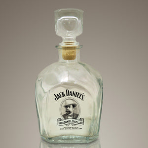 Jack Daniel's Distiller Spirit Glass Decanter