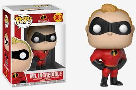 Disney Incredibles - Mr Incredible Pop