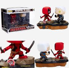 Deadpool Vs Cable Movie Moment Pop