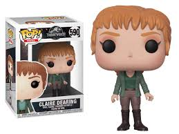 CLAIRE JURASSIC WORLD Pop