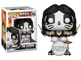 Kiss - Catman POP #124