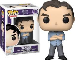 Buffy The Vampire Slayer - Xander Pop