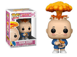ADAM BOMB GARBAGE PAIL KIDS Pop
