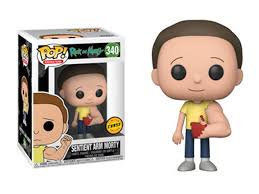 RICK & MORTY - MORTY ARM CHASE Pop