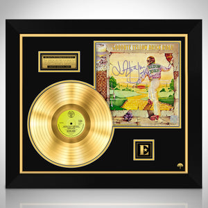 Elton John Goodbye Yellow Brick Road Gold LP Limited Signature Edition Licensed Custom Frame