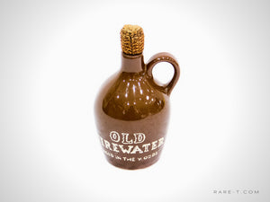 Vintage 'OLD FIREWATER MOONSHINE' Jug/Decanter | RARE-T
