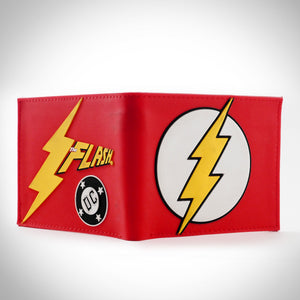 The Flash DC Comics Embossed  Wallet