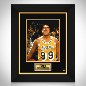 Fletch Limited Signature Edition Studio Licensed Photo Custom Frame