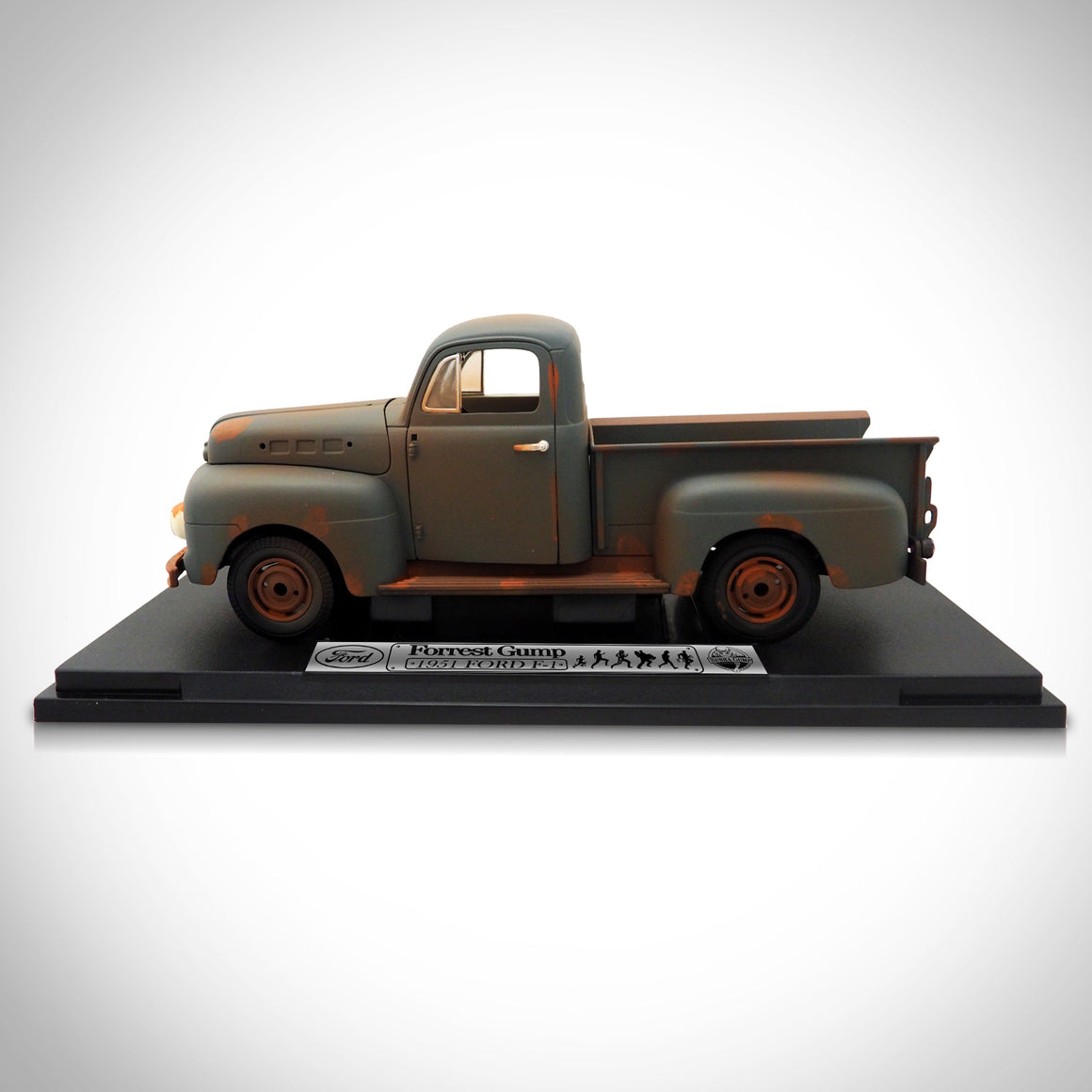 FORREST GUMP - 1951 FORD F1 1/18 Die-Cast Truck Car