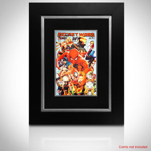 U Frame It Silver Comic Book - Universal Silver Custom Frame For Comic Books