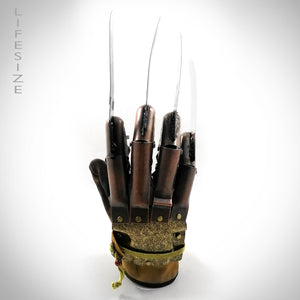 A Nightmare On Elm Street- Freddy Krueger Glove Prop