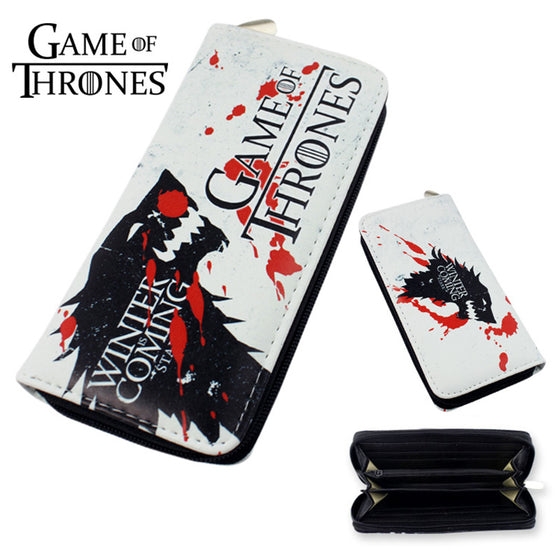 GAME OF THRONES - STARK Woman Wallet
