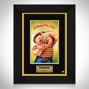 Garbage Pail Kids 'Generation 1' 1986 Puzzle D Handy Randy/Jordan Nuts Rare-T Exclusive Custom Frame