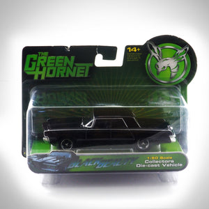 The Green Hornet Black Beauty Street Mode 1:50 Scale Movie Die-cast Car