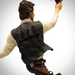 Star Wars - Han Solo & Chewbacca Limited Edition Vintage Statue