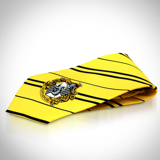 'HARRY POTTER-HUFFLEPUFF' Neck Tie