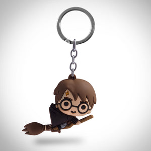 Harry Potter 'Quidditch' XL 3D Collectible Rubber Keychain
