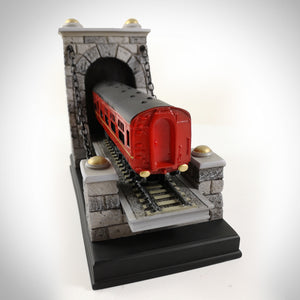 Harry Potter-  Limited Edition Noble Hand-Painted Hogwarts Express Train Book Ends