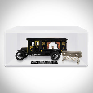 Ford Model T 1921 Hearse Collectors Edition 1/18 Die-Cast Car Custom Exclusive Elite Edition Display