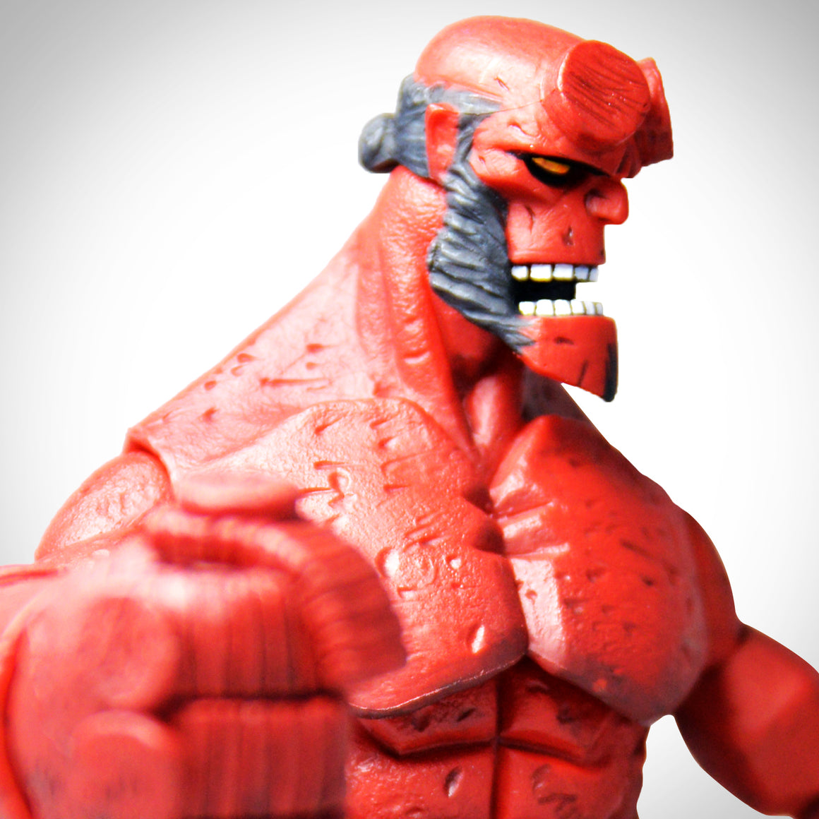 2005 'HELLBOY OPEN MOUTH' Figurine