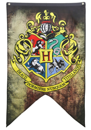 Harry Potter - Hogwarts Banner