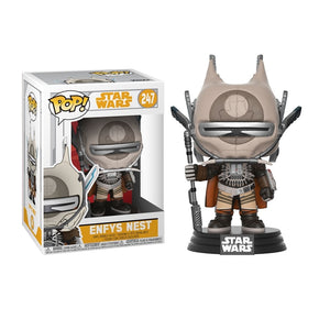 Star Wars Solo Enfys Nest Pop