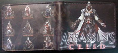 ASSASSINS CREED Wallet