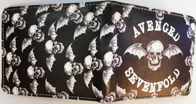 AVENGED SEVENFOLD Wallet