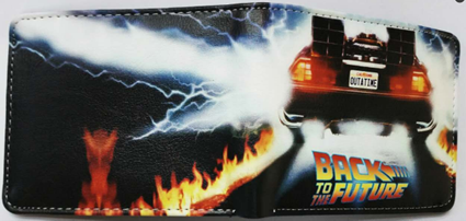 BACK TO THE FUTURE Wallet