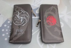 GAME OF THRONES - TARGARYEN Woman Wallet