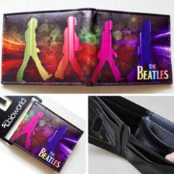 BEATLES - ABBEY ROAD IN COLOR Wallet
