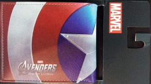 CAPTAIN AMERICA SHIELD Wallet