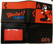 HARLEY QUINN WITH HARLEY GUN Wallet