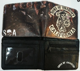 Sons Of Anarchy Wallet