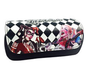 Harley Quinn Cosmetic/Pen Bag