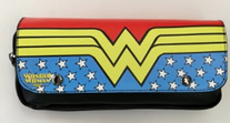 WONDER WOMAN Cosmetic/Pen Bag